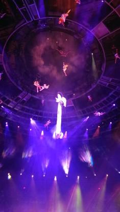 Akrobatik Le Reve Las Vegas