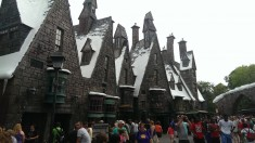 Harry Potters värld på Islands of Adventure Orlando Florida