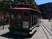 San Francisco spårvagn