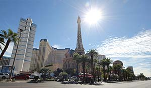 Paris Las Vegas Strip